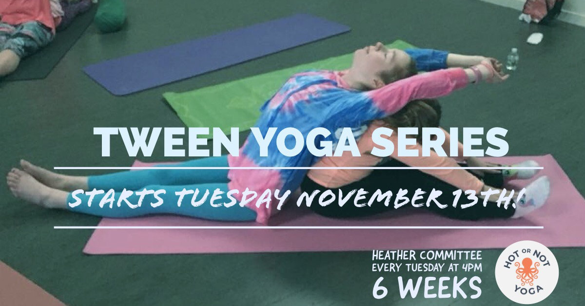 tween yoga series